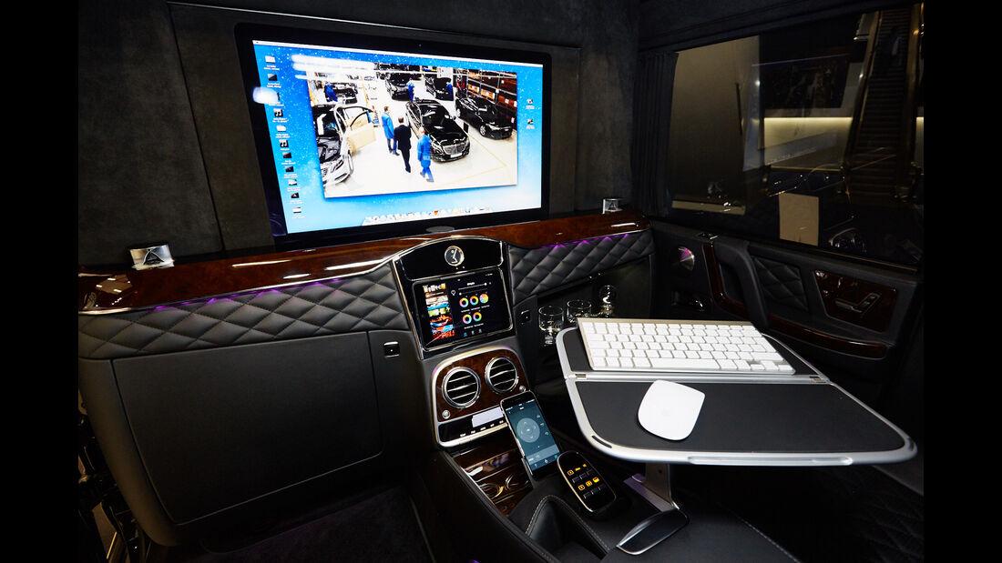 Mercedes G63 AMG Trasco, IAA 2015