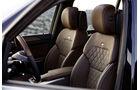 Mercedes GL 2012, Innenraum, Sitze