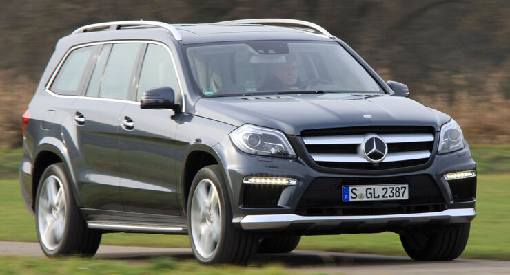 mercedes gl 350 bluetec im test 10 quadratmeter luxus suv. Black Bedroom Furniture Sets. Home Design Ideas