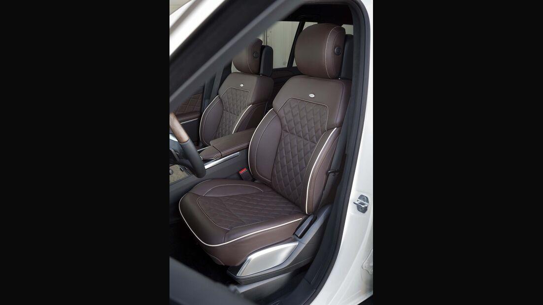 Mercedes GL 550 2012