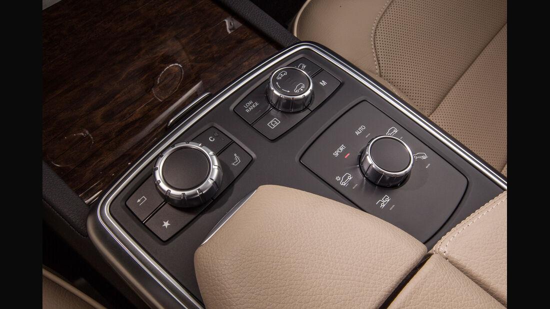 Mercedes GL, Fahrassistenz