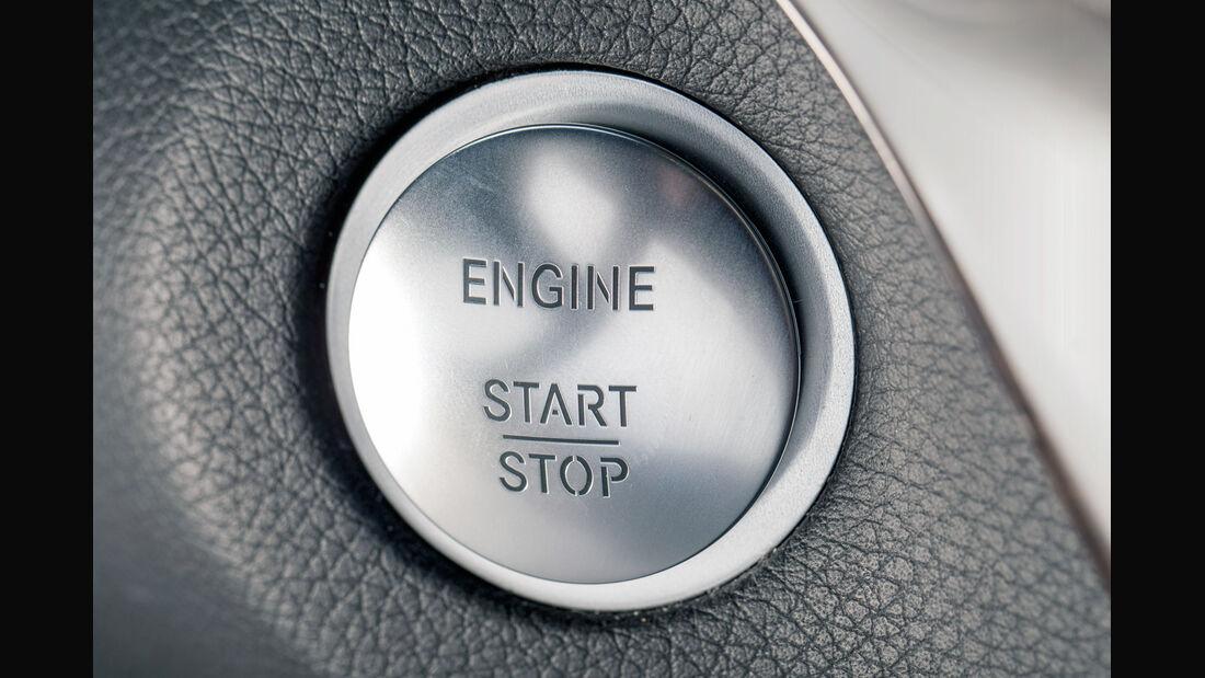 Mercedes GL, Start-Stopp-Automatik