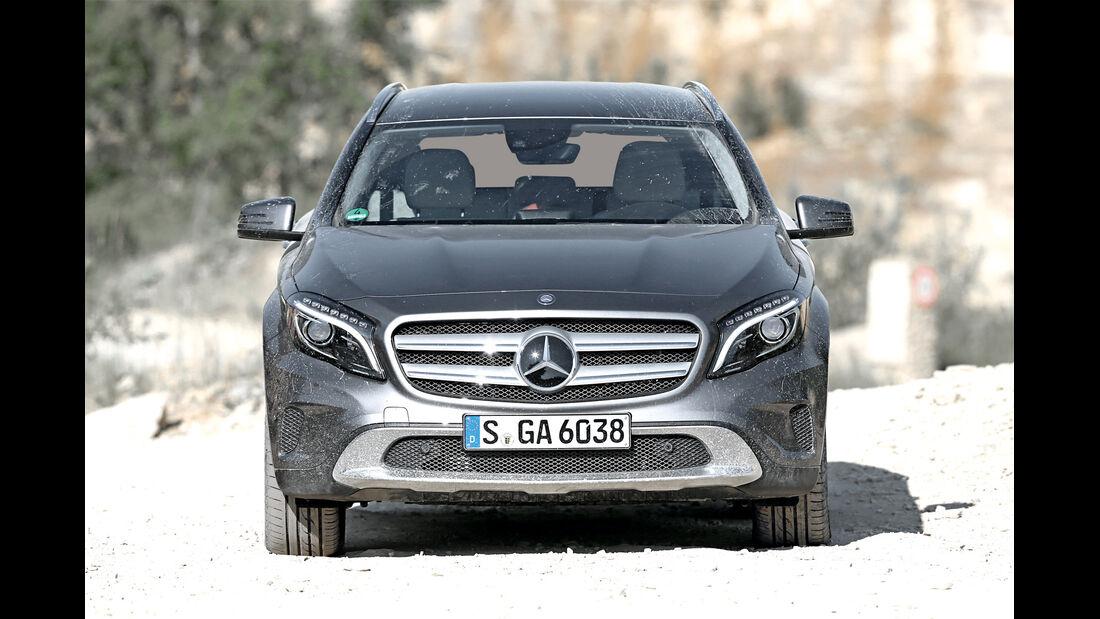 Mercedes GLA 200 CDI 4Matic