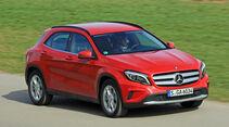 Mercedes GLA 200, Frontansicht