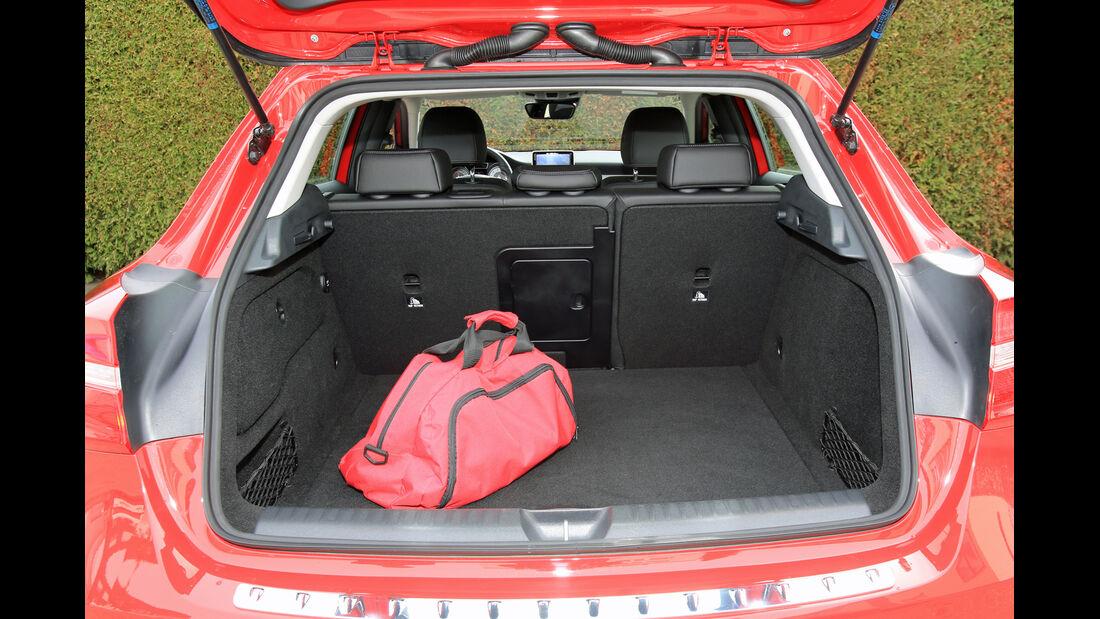Mercedes GLA 200, Kofferraum