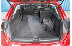 Mercedes GLA 200, Ladefläche, Kofferraum