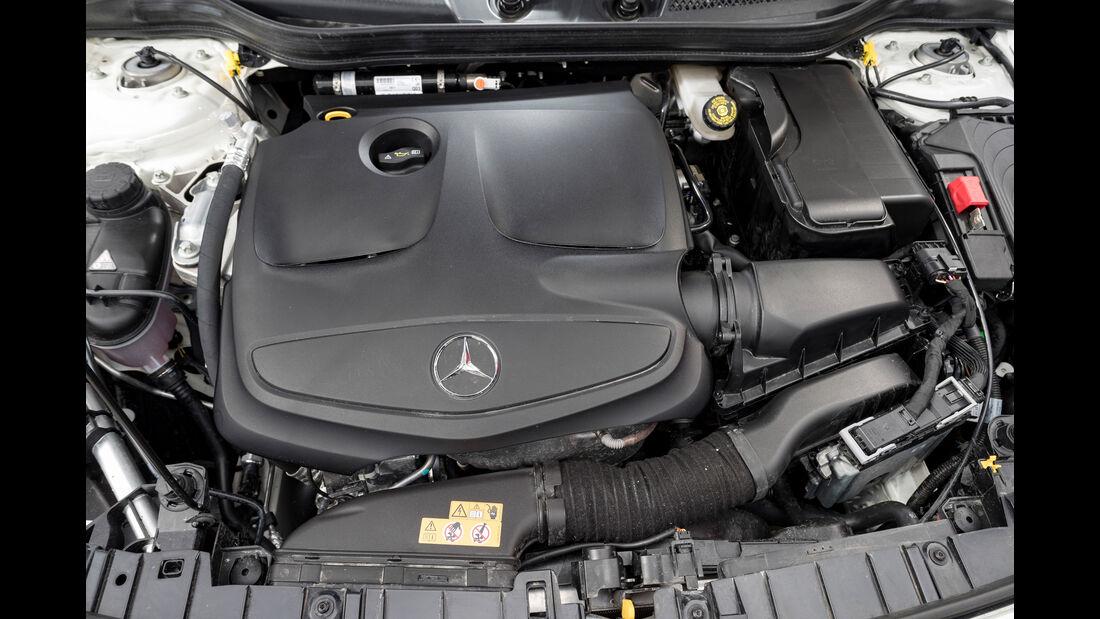 Mercedes GLA 220 4Matic, Motor