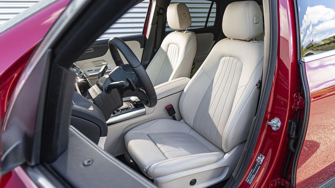 Mercedes GLA 220 d 4 Matic, Interieur