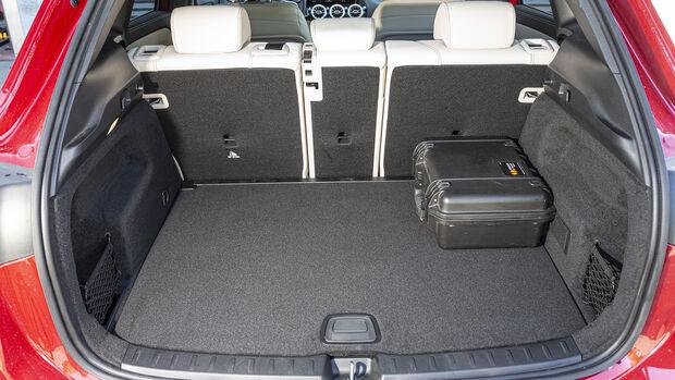 Mercedes GLA 220 d 4 Matic, Kofferraum