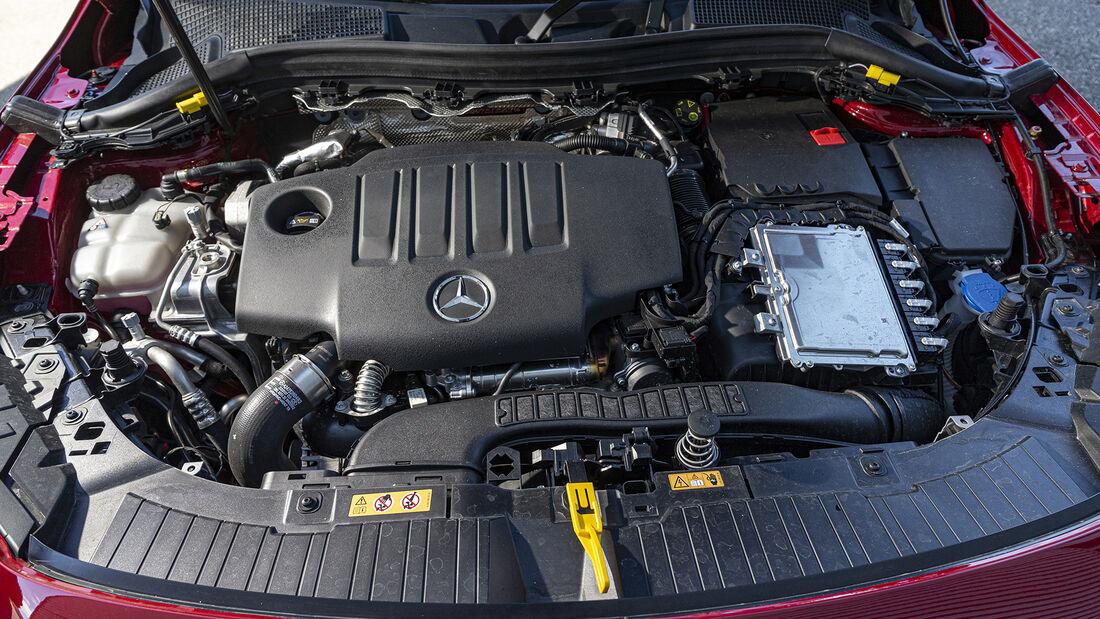 Mercedes GLA 220 d 4 Matic, Motor