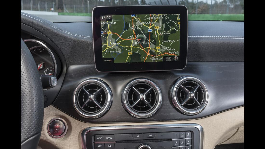 Mercedes GLA 220 d 4Matic, Interieur