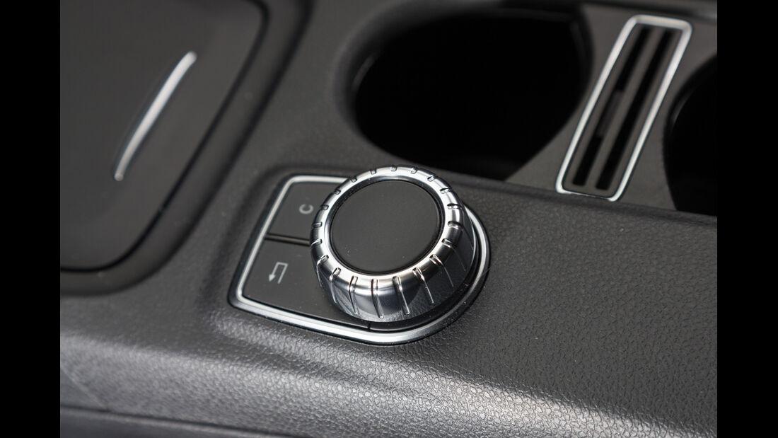 Mercedes GLA 250 4Matic, Bedienelement