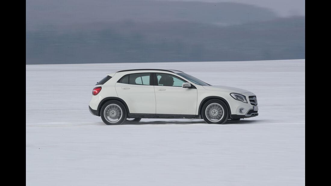 Mercedes GLA 250 4Matic, Exterieur