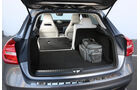 Mercedes GLA 250 4Matic, Kofferraum, Sitz umklappen