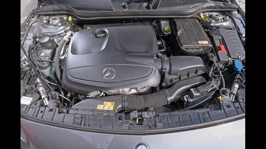 Mercedes GLA 250 4Matic, Motor