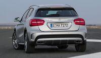 Mercedes GLA 45 AMG Sperrfrist 7.1.2014 9.00 Uhr
