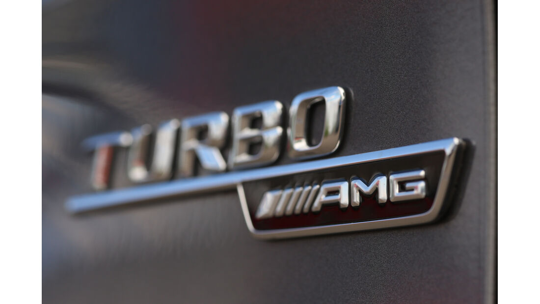 Mercedes GLA 45 AMG, Typenbezeichnung