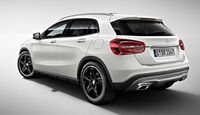 Mercedes GLA Edition 1