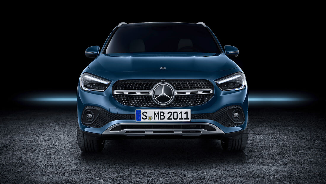 Mercedes GLA Edition One