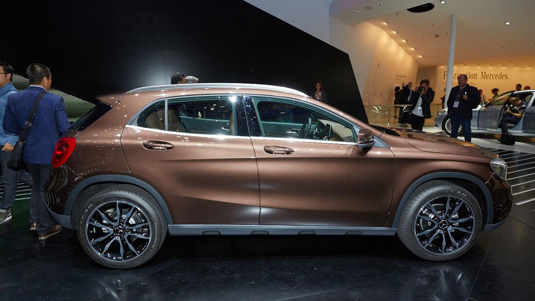 Mercedes GLA-Klasse