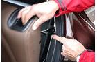 Mercedes GLA, Sitzverstellung