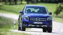 Mercedes GLB 200, Exterieur
