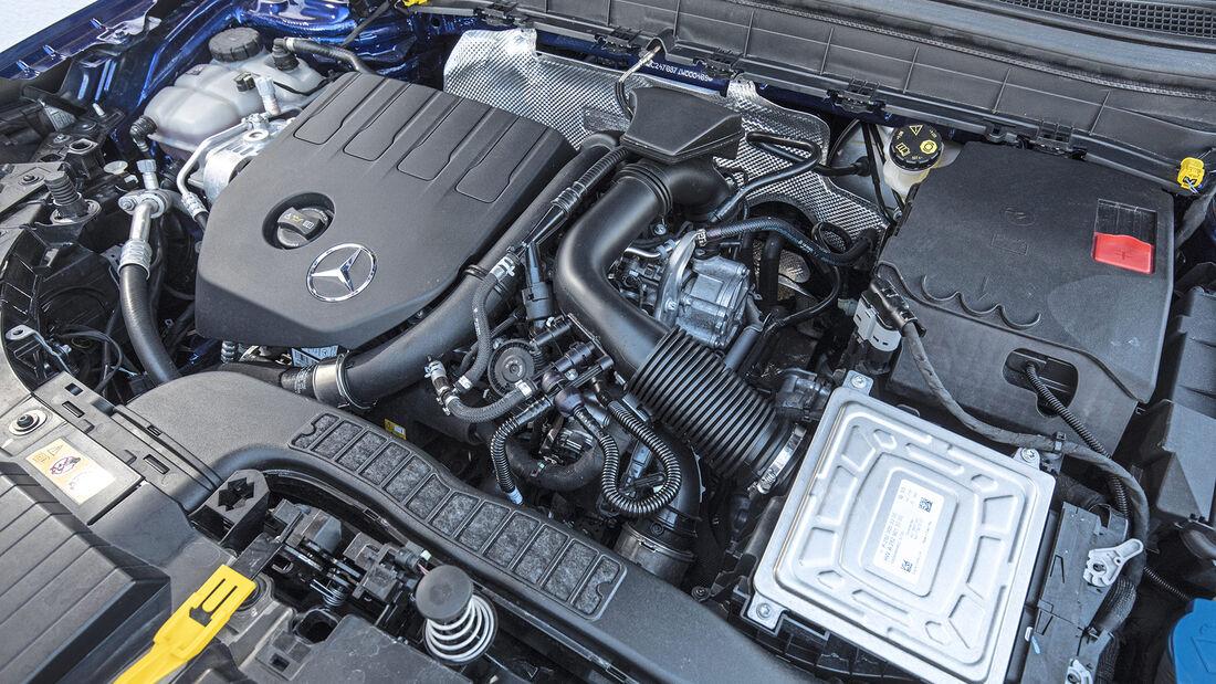 Mercedes GLB 200, Motor