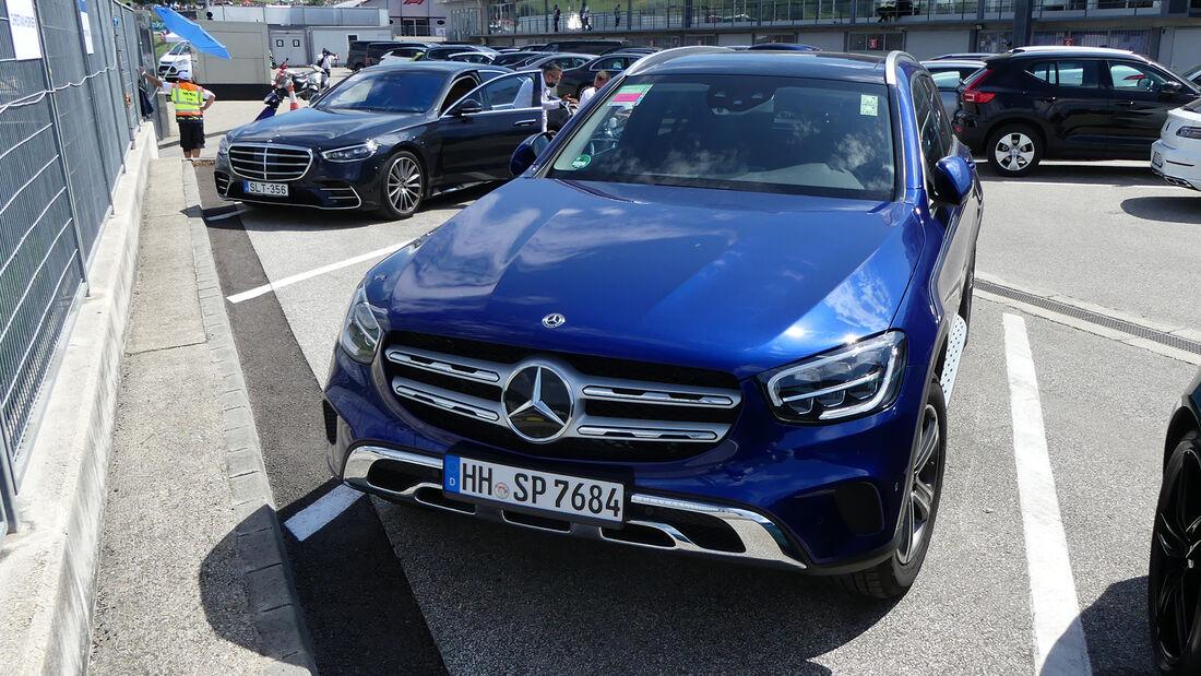 Mercedes GLC 200 - Andreas Seidl - Formel 1 - GP Ungarn 2021