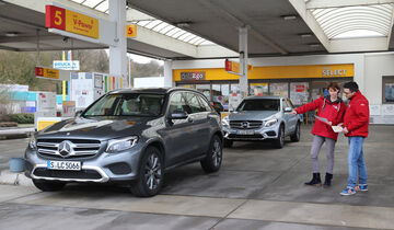 Mercedes GLC 250 4Matic, Mercedes GLC 250d 4Matic