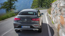 Mercedes GLC 250 d 4Matic Coupé, Heckansicht