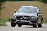 Mercedes GLC 250 d 4Matic, Frontansicht