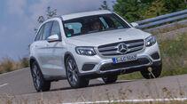 Mercedes GLC 250 d, Frontansicht