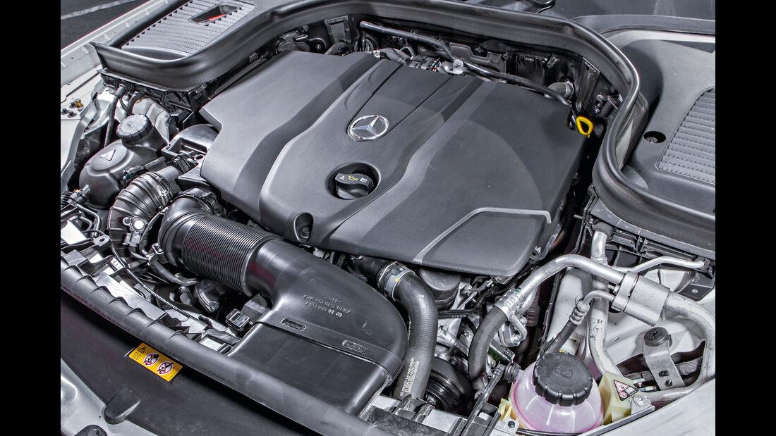 Mercedes GLC 250 d, Motor