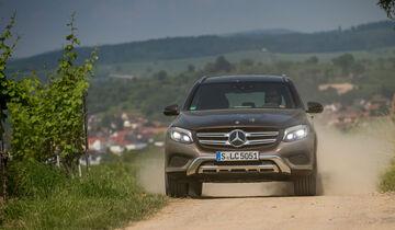 Mercedes GLC 250d 4Matic - Fahrbericht - Kompakt-SUV