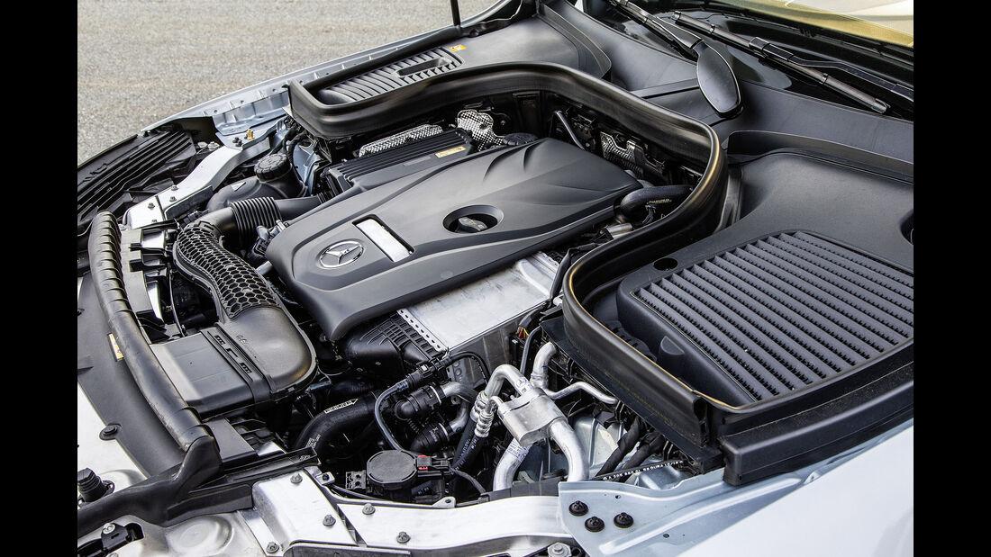Mercedes GLC 300 4MATIC Coupé, Benziner, 180 kW (245 PS)