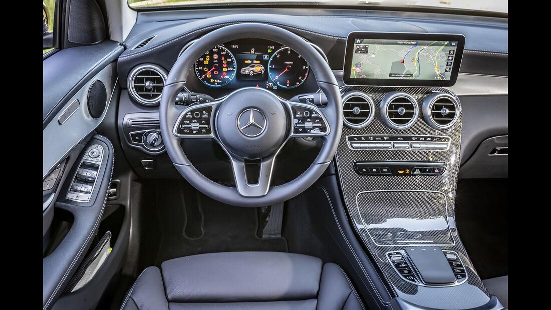 Mercedes GLC 300 d 4Matic, Interieur