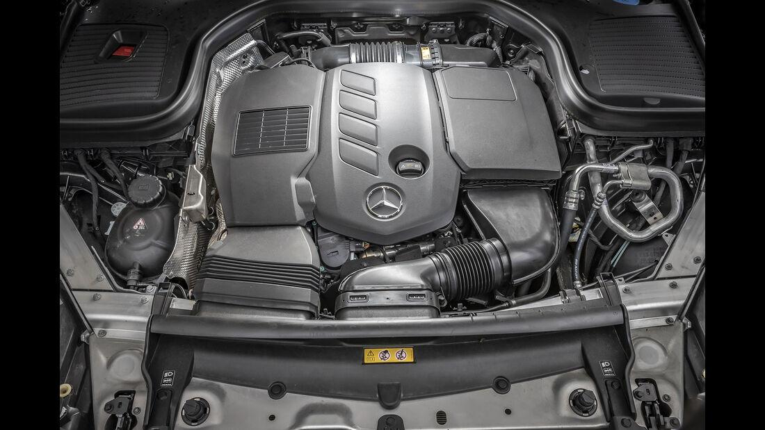 Mercedes GLC 300 d 4Matic, Motor