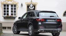 Mercedes, GLC 300 d, Exterieur