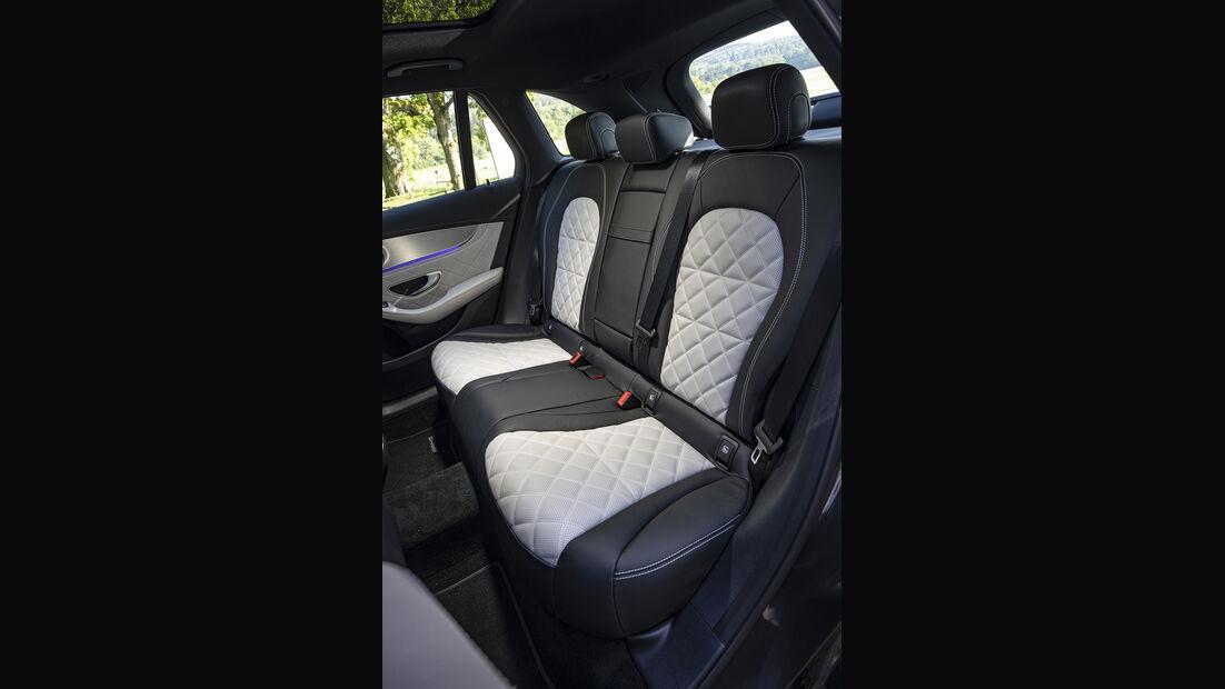 Mercedes, GLC 300 d, Interieur