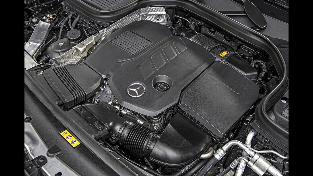 Mercedes, GLC 300 d, Motor