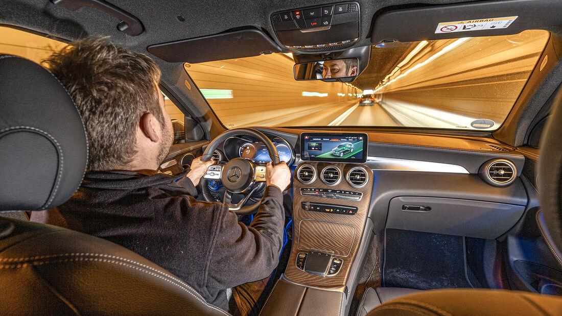 Mercedes GLC 300 e 4Matic, Interieur