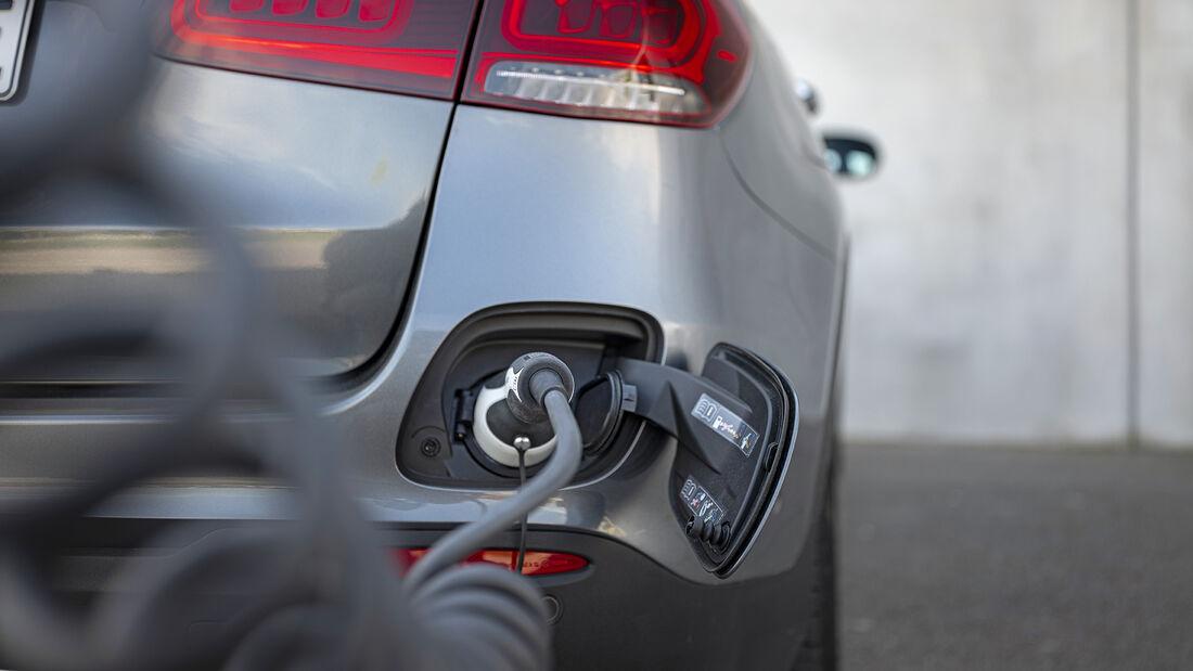 Mercedes GLC 300e, Exterieur