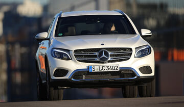 Mercedes GLC 350 d 4Matic, Exterieur