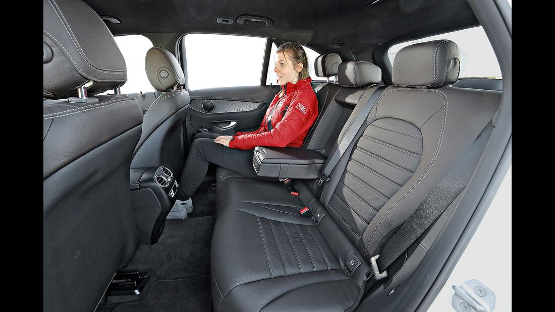Mercedes GLC 350 d 4Matic, Interieur