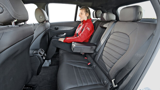 Mercedes GLC 350 d 4Matic, Interieur