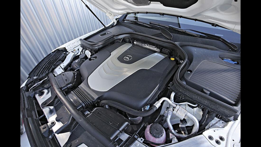 Mercedes GLC 350 d 4Matic, Motor