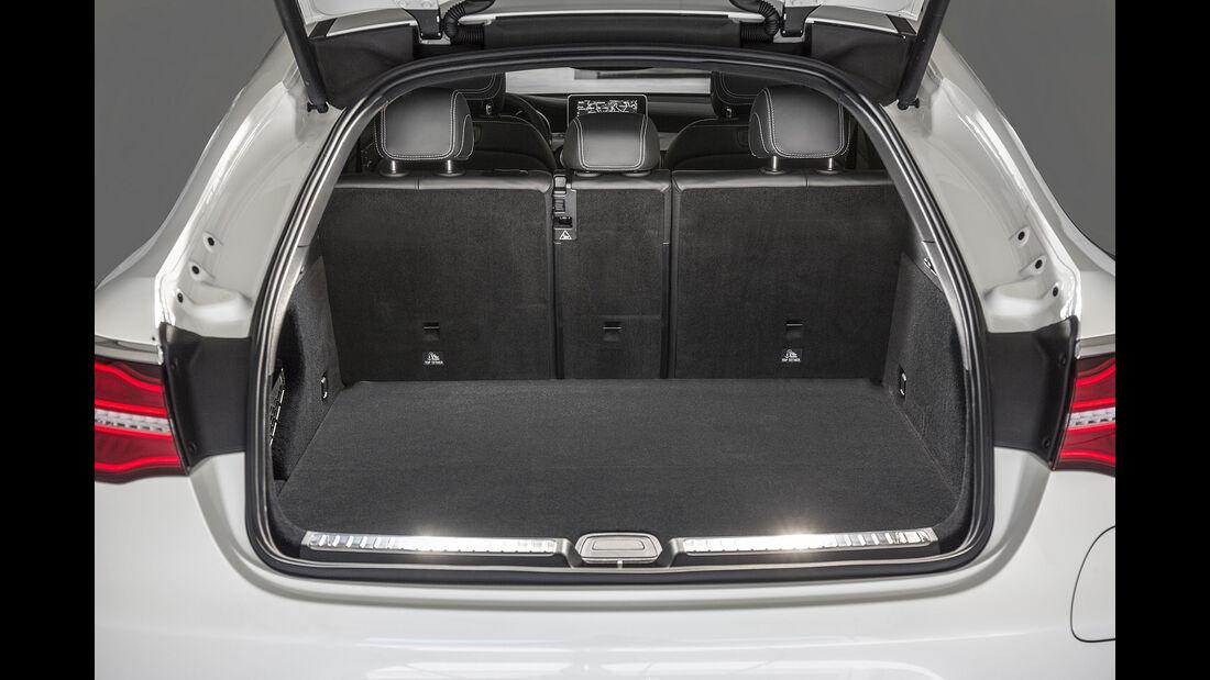 Mercedes GLC 350 e 4MATIC Coupé, Plug-in-Hybrid, 235 kW (320 PS)