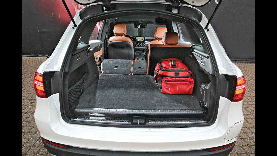 Mercedes GLC 350 e 4Matic, Kofferraum