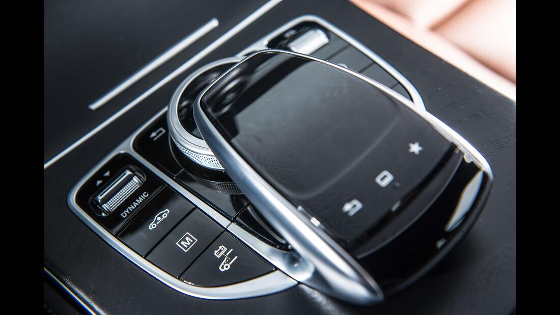 Mercedes GLC 350 e, Bedienelement
