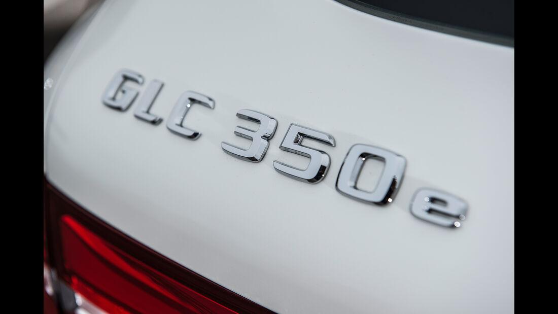 Mercedes GLC 350 e, Typenbezeichnung